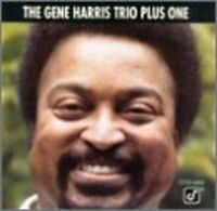 Gene Harris - Gene Harris Trio Plus One [new Cd] on Sale