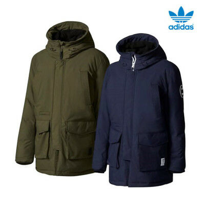 Adidas Originals Heavy Down Jacket (BQ5265) Winter Coat Parka | eBay