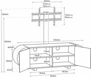 CENTURION-SUPPORTS-Mounting-Arm-for-ANDORA-TV-Cabinet-26-034-60-034-TV