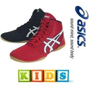 chaussure asics lutte