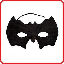 MASQUERADE BATMAN BAT ZORRO THIEF BANDIT PIRATE MASK -COSTUME -PARTY