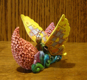 Jim-Shore-Heartwood-Creek-Mini-039-s-6000679-BUTTERFLY-New-From-Retail-Store-3-034