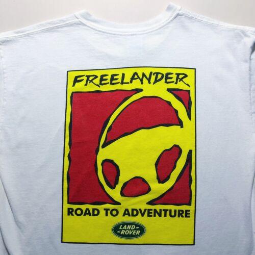 Vintage Land Rover Range Rover T Shirt Freelander