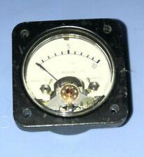 Vintage Weston Panel Meter Model 1511 0 10 Used 2