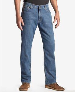73cc4552 NWT Wrangler Men's Advanced Comfort Regular Fit Jeans Premium Denim ...