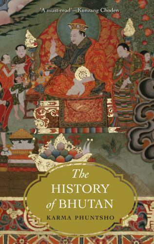 The History Of Bhutan By Karma Phuntsho 2014 Hardcover For Sale Online Ebay