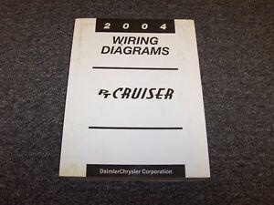 2004 Chrysler PT Cruiser Electrical Wiring Diagram Manual ...