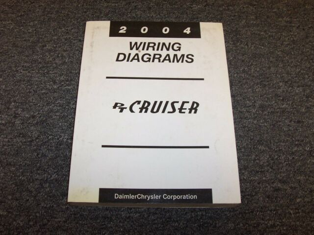 2004 Chrysler Pt Cruiser Electrical Wiring Diagram Manual