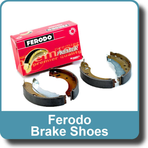 Genuine Ferodo Brake Shoes FSB567 fits  CITROEN PEUGEOT RENAULT