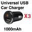 Cygnett-PowerMini-Ultra-Compact-USB-Car-Charger-for-iPhone-Huawei-Nokia-Samsung miniatuur 4