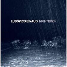 """Ludovico Einaudi """"NIGHTBOOK"""" CD NUOVO"""