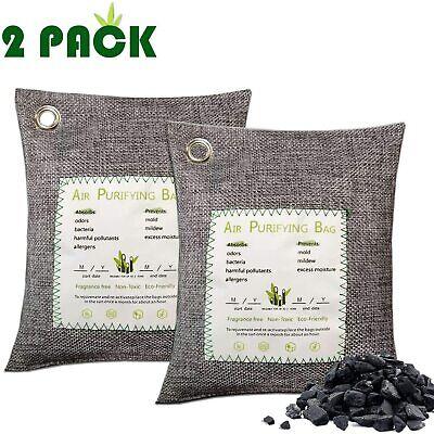 nature fresh charcoal bags mold bamboo purifier bag air freshener purifying