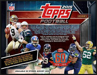 2015 Topps Credential Nfl Football Card Rare Insert 1 Per Case