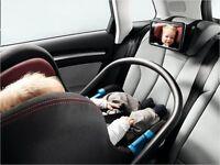 Babyspiegel Audi Original Baby Spiegel A1 A2 A3 A4 A5 A6 A7 A8 Q3 Q5 Q7