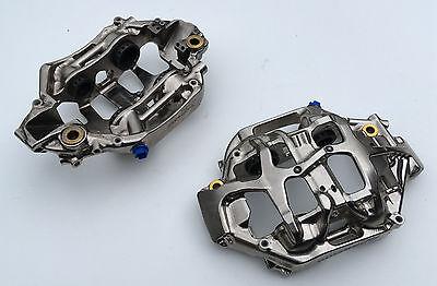 AP Racing titanium ultra lightweight mono block radial brake calipers rare ex F1