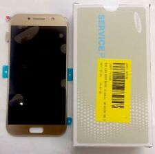 Genuine Samsung Galaxy A5 (2017)SM-A520 F, DS, Screen Amoled Lcd Display Gold UK
