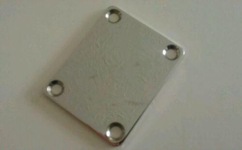 Affinity Strat Telecaster Tele TL neckplate Precision P Bass guitar neck plate