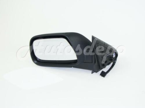 For 2005-2010 Jeep Cherokee Mirror Power W//Manual Folding Textured LH New