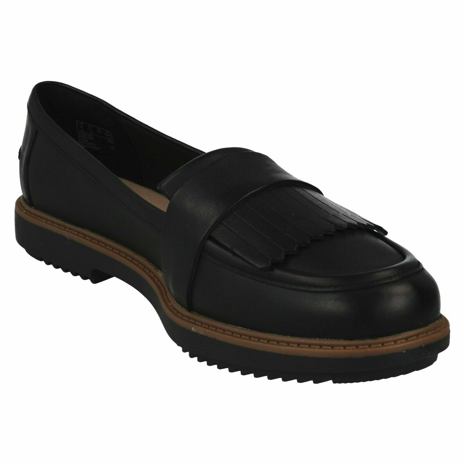 Ladies Schuhe 1a0f1a Clarks Raisie Loafer Theresa R45L3jA