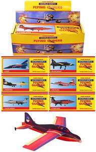FLYING-GLIDER-PLANES-KIDS-PARTY-BAG-GLIDERS-CHILDRENS-BIRTHDAY-TOY-LOOT-FOAM-WW2