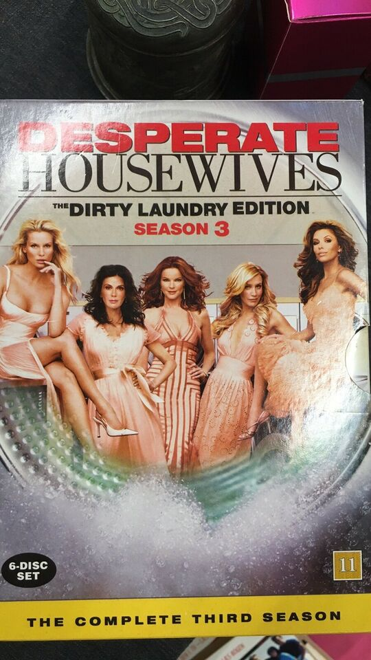 Desperate Housewives, instruktør Marc Cherry, DVD