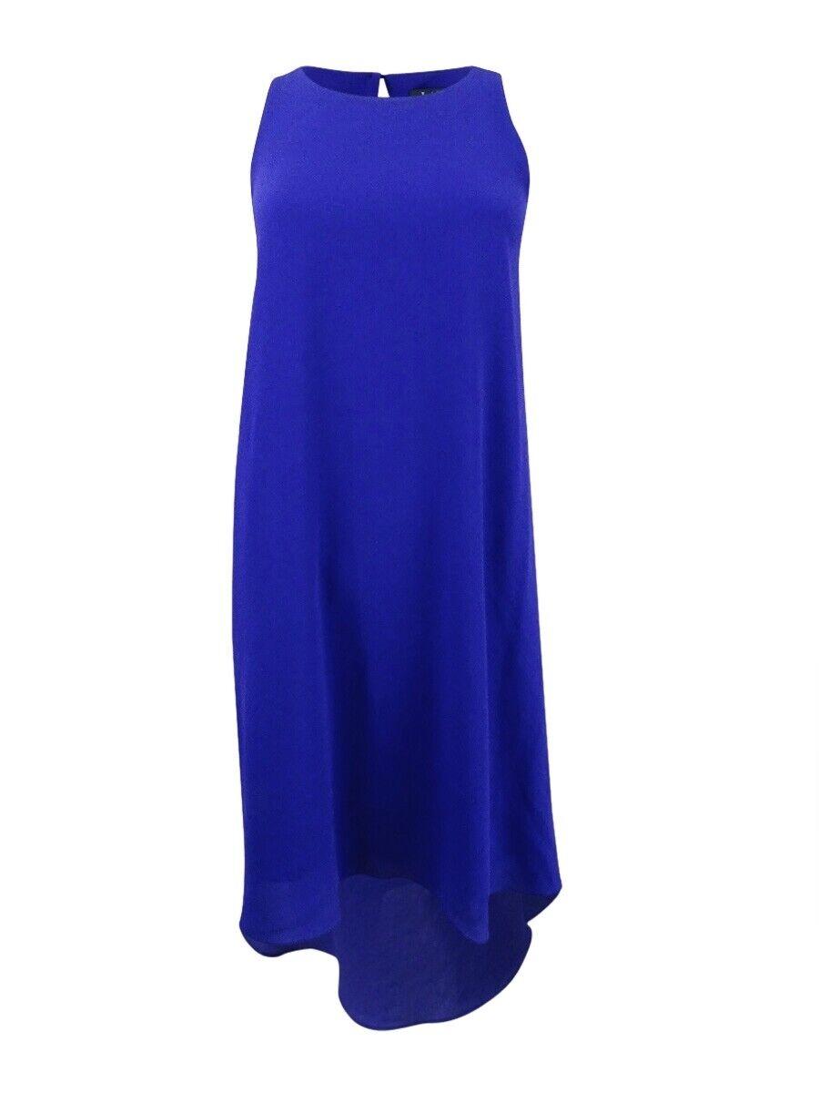 Lauren Ralph Lauren Woherren Stretch Crepe A-Line Dress