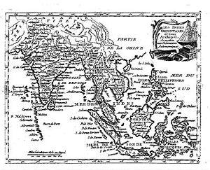 Antique-map-Les-indies-orientales-et-leur-archipel