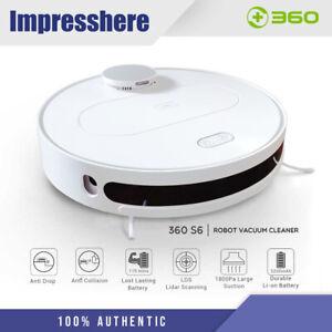 360-S6-Staubsauger-Roboter-Saugroboter-3000mAh-1800Pa-APP-Steuerung-Rabatt-5-NEU