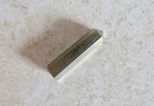 Hematite Stone Single Point Healing Natural Rock Reiki Energy Handmade Gemstone