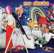 NO DOUBT : RETURN OF SATURN / CD