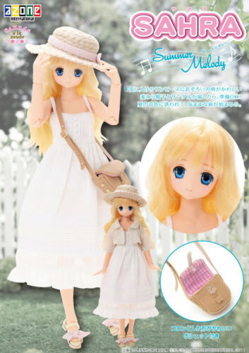 AZONE Pureneemo Sahra/'s a la Mode Sahra Summer Melody 1//6 Fashion Doll Excute