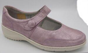 Slipper Details Weite Schuhe K Sonderangebot Mary rosa Damen 8844 zu Klett Neu Waldläufer MVqGSzpU