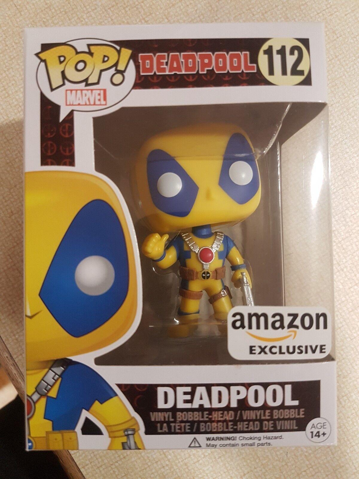 Funko Funko Funko POP Deadpool Amazon (USA) Exclusive c6194c