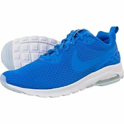 Details zu Nike Air Max Motion LW Blau Weiss Gr.44 Sneaker Herren Turnschuhe (833260 441)