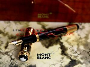 Montblanc-Alexander-The-Great-Fueller-4810-Fountain-Pen-Limited-Edition-18kt-M
