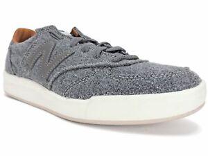 fe14df06926e New Balance Men s CRT300 Classic Court Fashion Sneaker Dark Gray ...