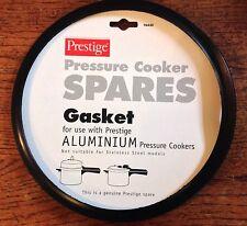PRESTIGE PRESSURE COOKER SPARES - GASKET FOR PRESTIGE ALUMINIUM 96430 BLACK