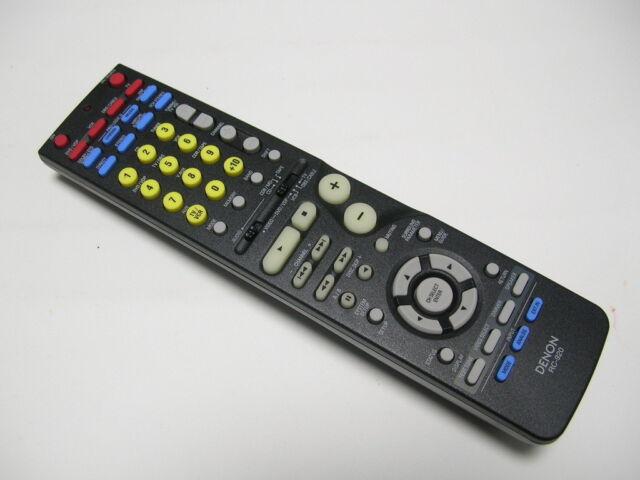 Original Denon RC-920 Remote Control for AVC-1570 AVR-683 DHT-683 AVR1603 SH