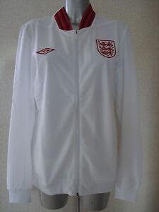 UMBRO England Unsponsored édition spéciale FOOTBALL Hymne Veste rrp £ 75 Bnwt
