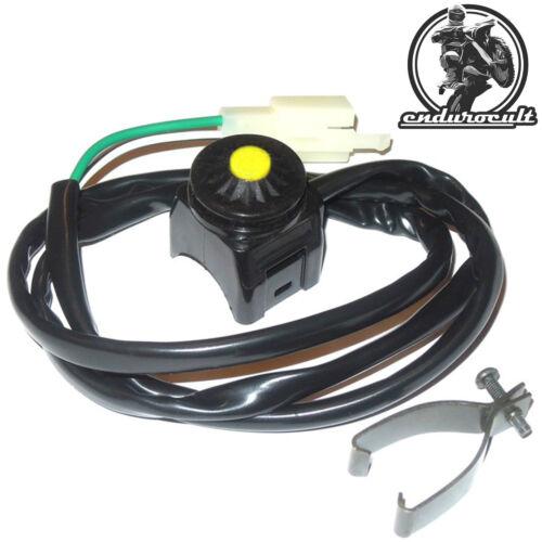 E-Start Interruttore e-start, Elektrostarter, interruttori, pulsanti Yamaha... Honda per Ktm