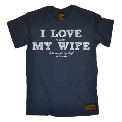 CICLISMO iliwmw CYCLING Divertente Top birthdayátee T Shirt T-shirt