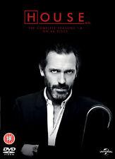 House: The Complete Seasons 1-8 (Box Set) [DVD]