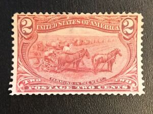 US-Postage-Stamps-Mint-NH-Scott-286