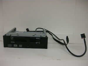 Dell-19-way-Media-and-Flash-Card-Reader-WITH-CABLES-NR95F-G7V21-W816M-W812M