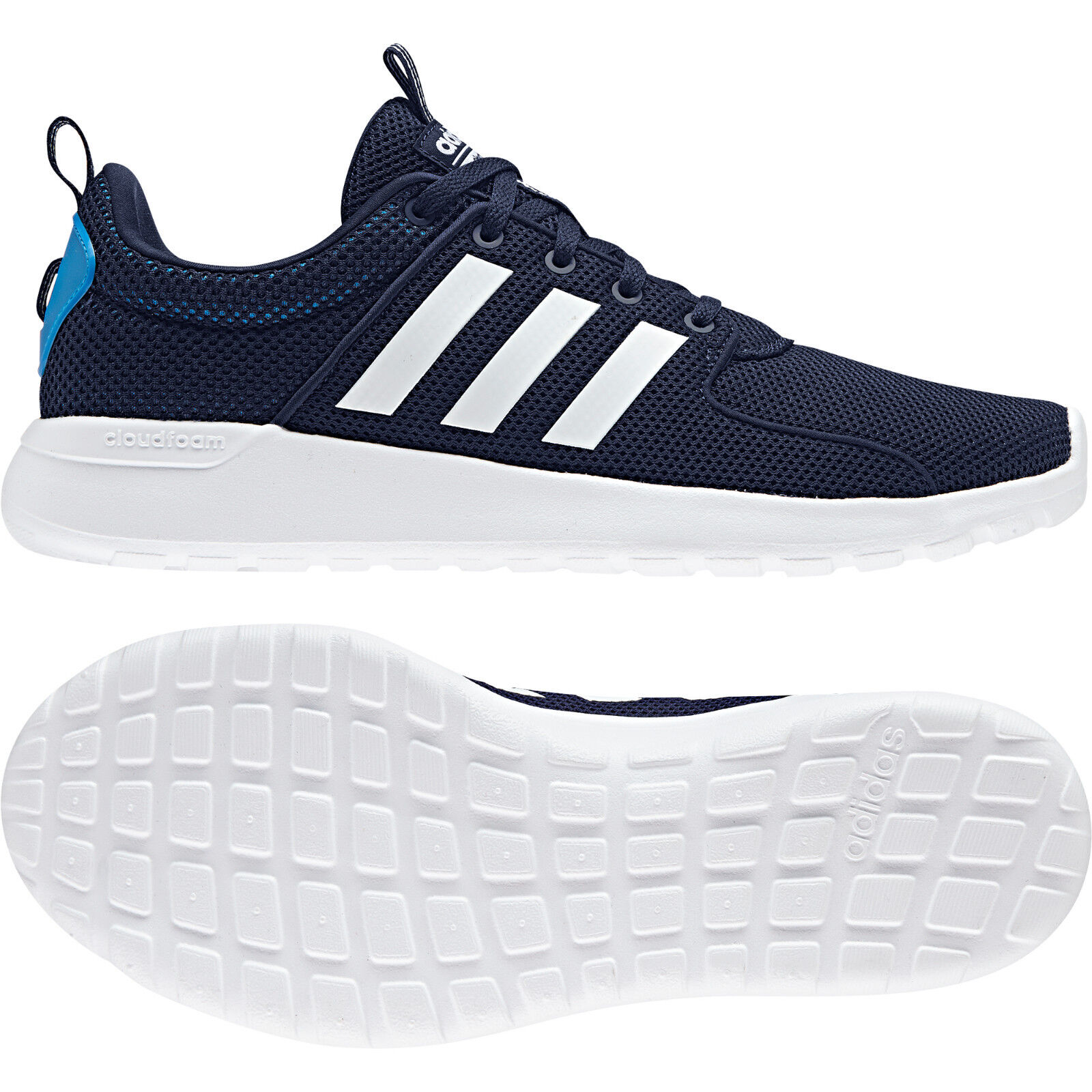 Adidas hommes Chaussures CF Lite Racer Training Fitness B42167 Trainers Road Running