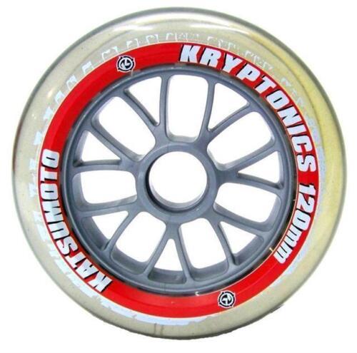1er 2er KRYPTONICS by Hyper 120mm 85a Rollen Scooter Rolle Cityscooter Kickboard