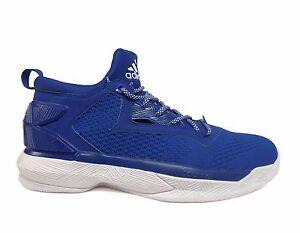 Adidas Men s SM D LILLARD 2.0 PK NBA Basketball Shoes Royal Blue ... f35508499