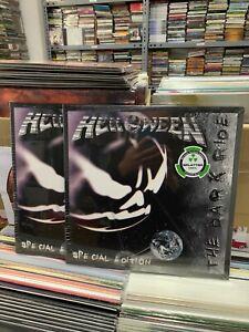 Helloween 2 LP The Dark Ride Special Edition Splatter Vinyl Versiegelt 2021