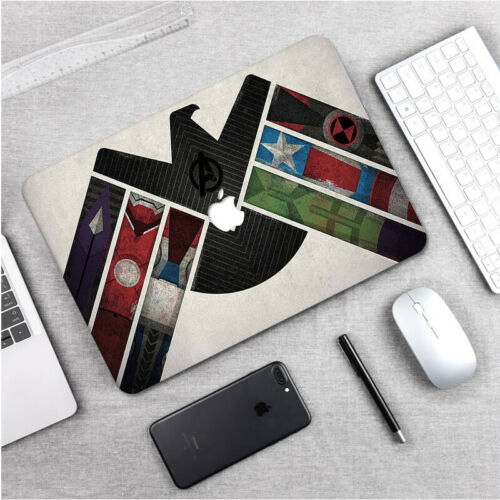 """Laptop Hard Shell Cover Case for Apple Macbook Pro 11/""""12/""""13/""""15 inch 2012-2018 LM"""