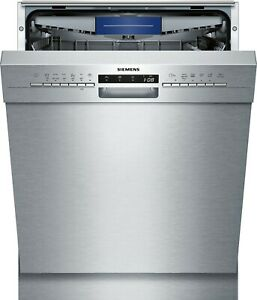 Siemens-SN436S01KE-iQ300-Unterbaugeraet-Edelstahl-Geschirrspueler-60cm